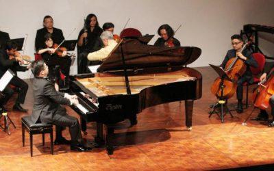 Pianis Muda Berbakat, Jonathan Kuo, Sukses Menggelar Konser