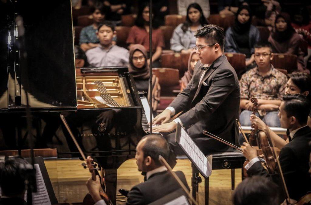 Jonathan Kuo Pianis Berbakat Seperti Joey Alexander