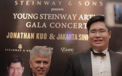 Jonathan Kuo, Pianis Muda Indonesia Raih Gelar