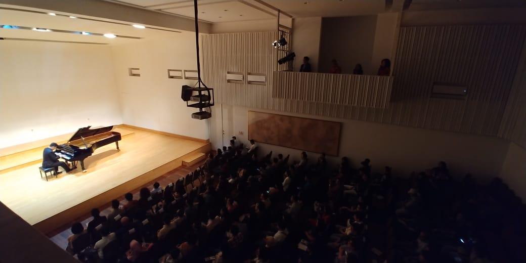 Jonathan Kuo dan Resital Piano Sukses Hipnotis Penonton